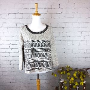 Urban Outfitters Ecote slouchy scoop neck sweater